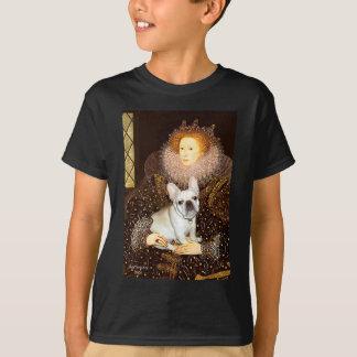 French Bulldog 3 - Queen T-Shirt