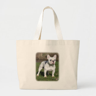 French Bulldog 9Y202D-134 Canvas Bag