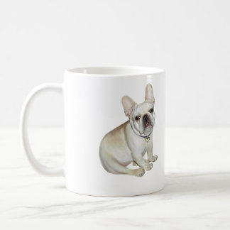 French Bulldog (A) Classic White Coffee Mug