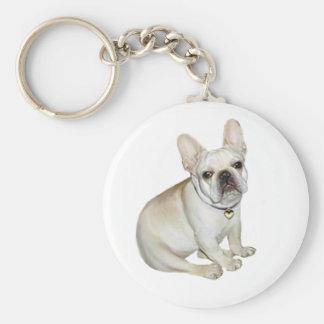 French Bulldog (A) Key Chain