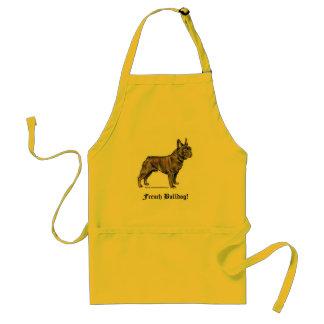 French Bulldog! Adult Apron