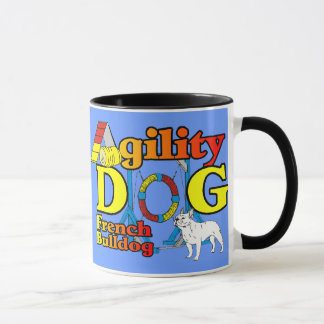 French Bulldog Agility Gifts Mug