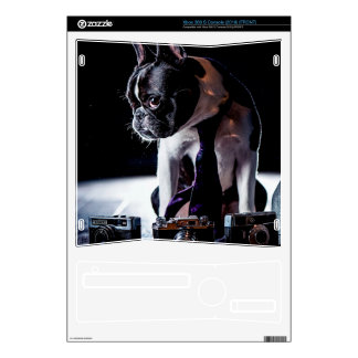 French Bulldog Amateur Photographer Dog Xbox 360 S Decals