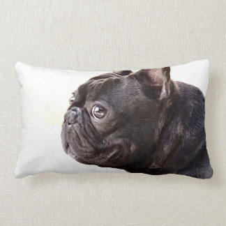 French bulldog American Mojo Lumbar Pillow