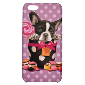 French bulldog and Candy iPhone 5C Covers