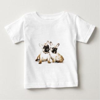 French Bulldog art Baby T-Shirt