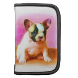 French Bulldog Art Folio Planners