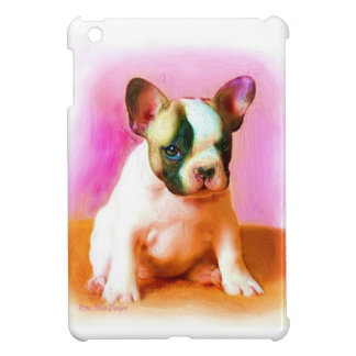 French Bulldog Art iPad Mini Cover