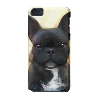 French Bulldog art ipod touch case