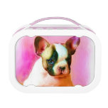 French Bulldog Art Lunchboxes