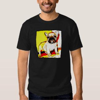 French Bulldog Art T Shirt