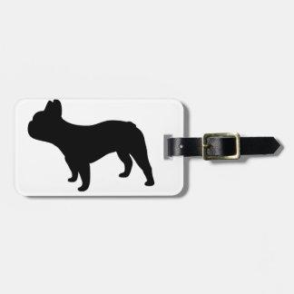 French Bulldog Bag Tag