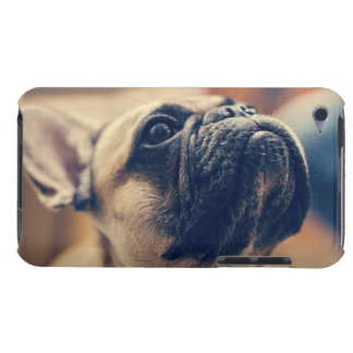 french bulldog barely there iPod cover