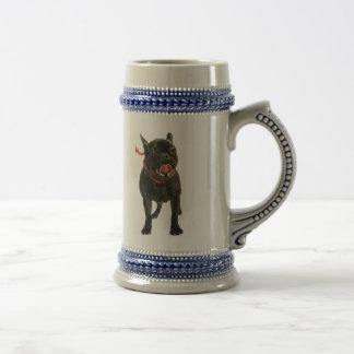 French Bulldog Beer Stein