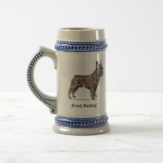 French Bulldog! Beer Stein