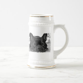 French Bulldog Beer Stein Coffee Mug