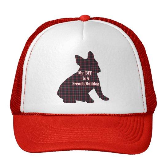 French Bulldog BFF Gifts Trucker Hat
