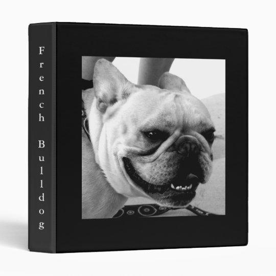 French Bulldog Binder