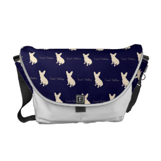 French bulldog BL Courier Bag