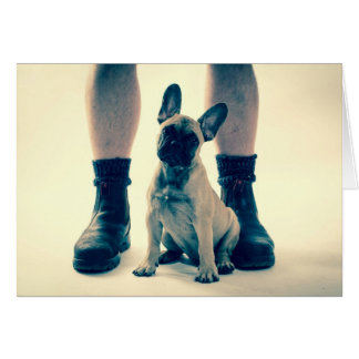 French Bulldog Blank Note Cards