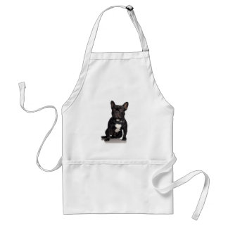 French Bulldog Breed Puppy Adult Apron