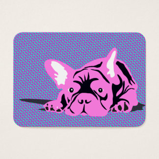 French Bulldog Businesscards Business Card