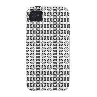 French Bulldog bw iPhone 4/4S Cover