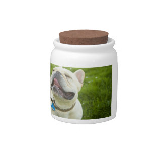 French Bulldog Candy Dishes