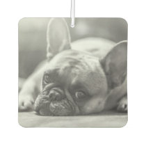 French Bulldog car air freshener