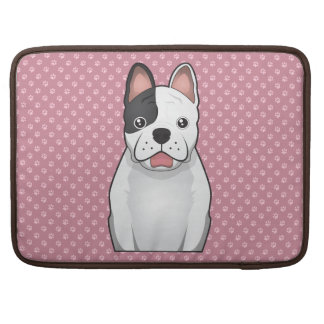 French Bulldog Cartoon Sleeve For MacBook Pro
