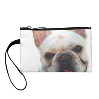 French Bulldog Change Purse