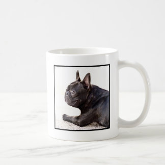 French Bulldog Classic White Coffee Mug