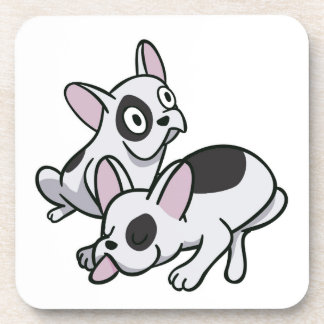 French Bulldog Coasters