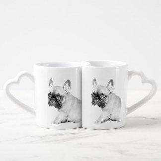 French Bulldog Coffee Mug Set