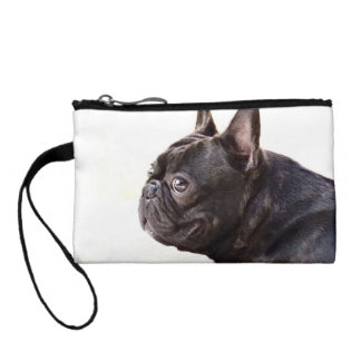 French Bulldog Coin Wallet