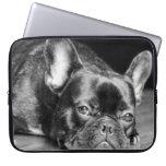 French Bulldog Computer Sleeve