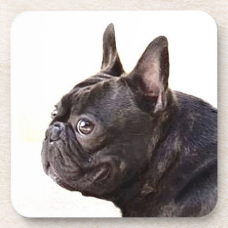 French Bulldog Drink Coaster
