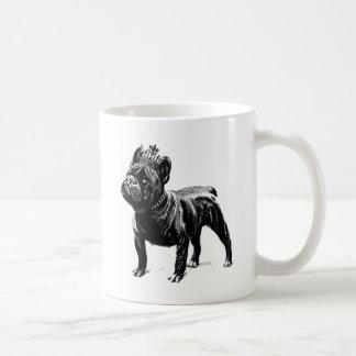 French Bulldog Crown Dog Puppy Coffee Mug