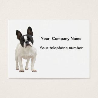 French Bulldog cute dog business card