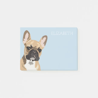 French Bulldog | Cute Frenchie Post-it Notes