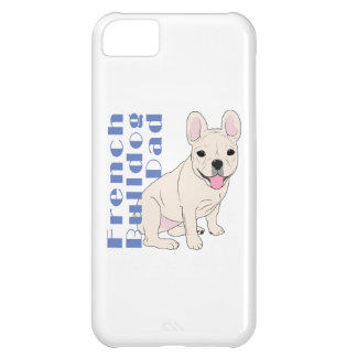 French Bulldog Dad 1 iPhone 5C Covers