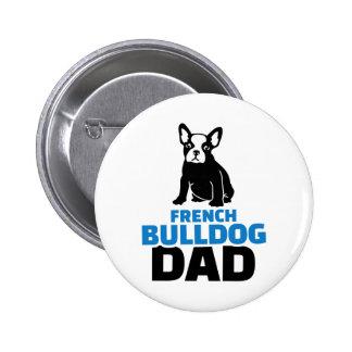 French Bulldog Dad Button