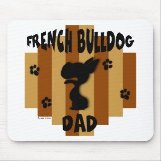 French Bulldog Dad Mousepad