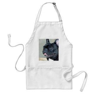 French Bulldog dog Adult Apron