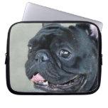 French Bulldog dog Computer Sleeves