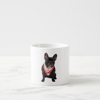 French Bulldog, dog cute beautiful photo, gift Espresso Cup