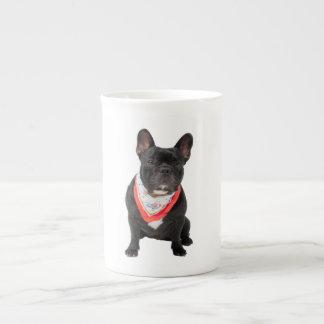French Bulldog, dog cute beautiful photo, gift Tea Cup