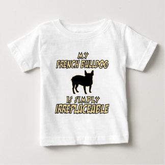 French Bulldog DOG designs T-shirt