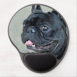 French Bulldog dog Gel Mouse Pad
