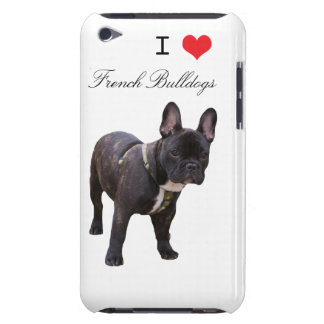 French Bulldog dog ipod touch 4G case, gift idea iPod Touch Case